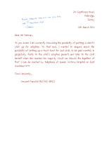 LettersRegardingCharlie